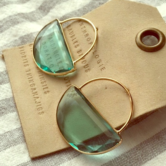 20c6b436d Anthropologie Jewelry | Hard To Find Color Cadence Earrings | Poshmark